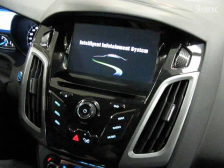 магнитола с навигатором для ford c-max