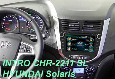 автомагнитола intro chr-2211 sl hyundai solaris