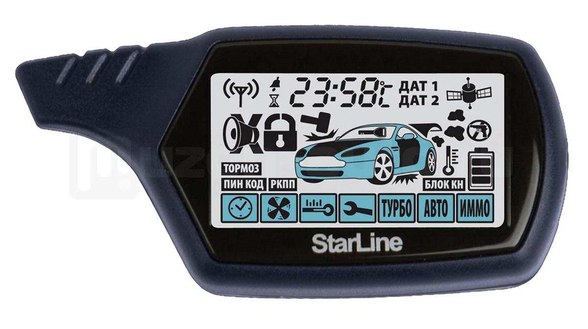 Сигнализация Starline B6 Инструкция Скачать