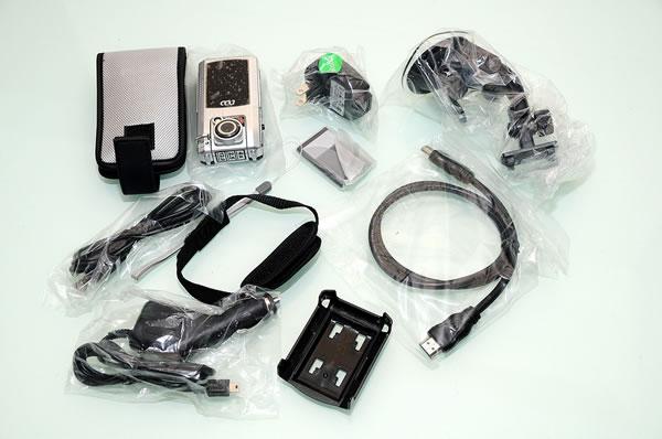 Автомобильный видеорегистратор премиум класса Lukas 3900 (Hyundai.