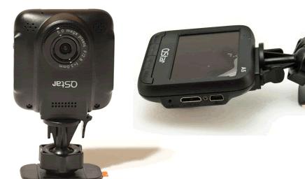 Qstar A5 CITY видеорегистратор автомобильный