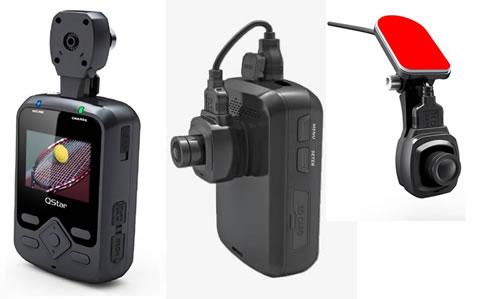 Qstar A9 разнесенный видеорегистратор с выносной камерой