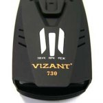 Видеорегистратор с радар-детектором Vizant-730ST