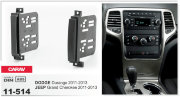 Рамка JEEP Grand Cherokee 2011-2013 / DODGE Durango 2011-2013 (CARAV 11-514)